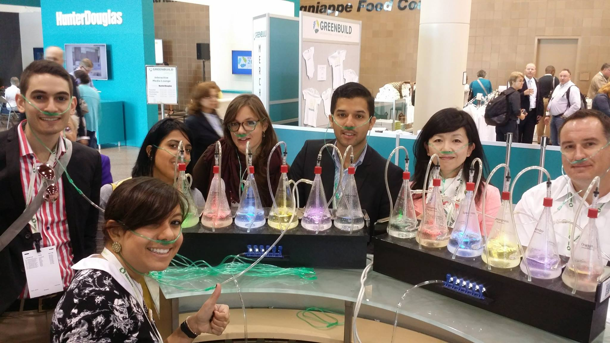 Budget Oxygen Bar Package